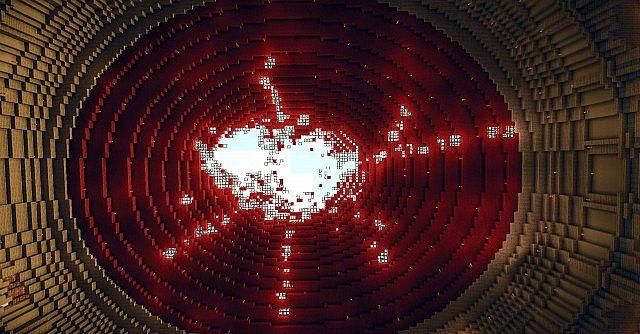Ruined Colosseum Spleef Arena download minecraft 4