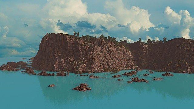 The Island of Pyke minecraft world 5