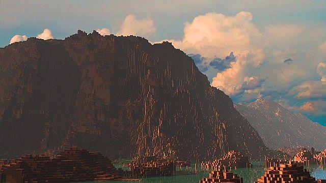 The Island of Pyke minecraft world 6