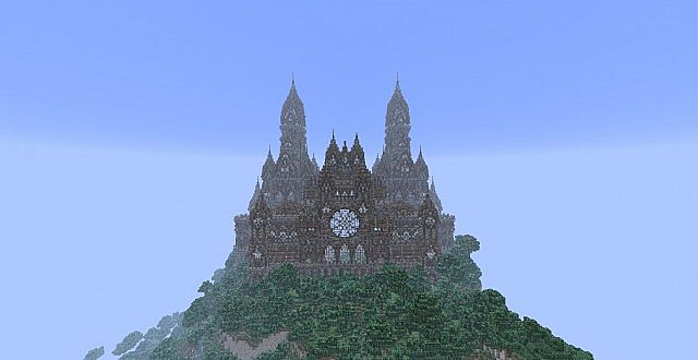 The Isles of Alteria minecraft town building 6