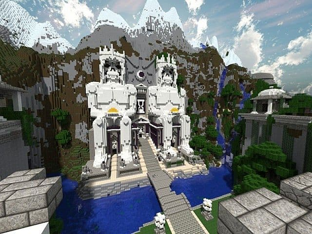 imperial city minecraft world build 10