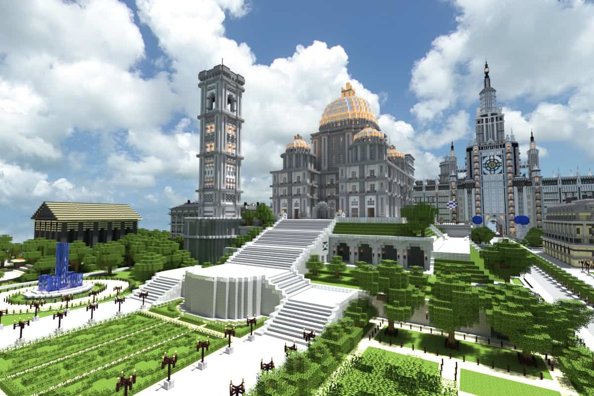 imperial city minecraft world build 6