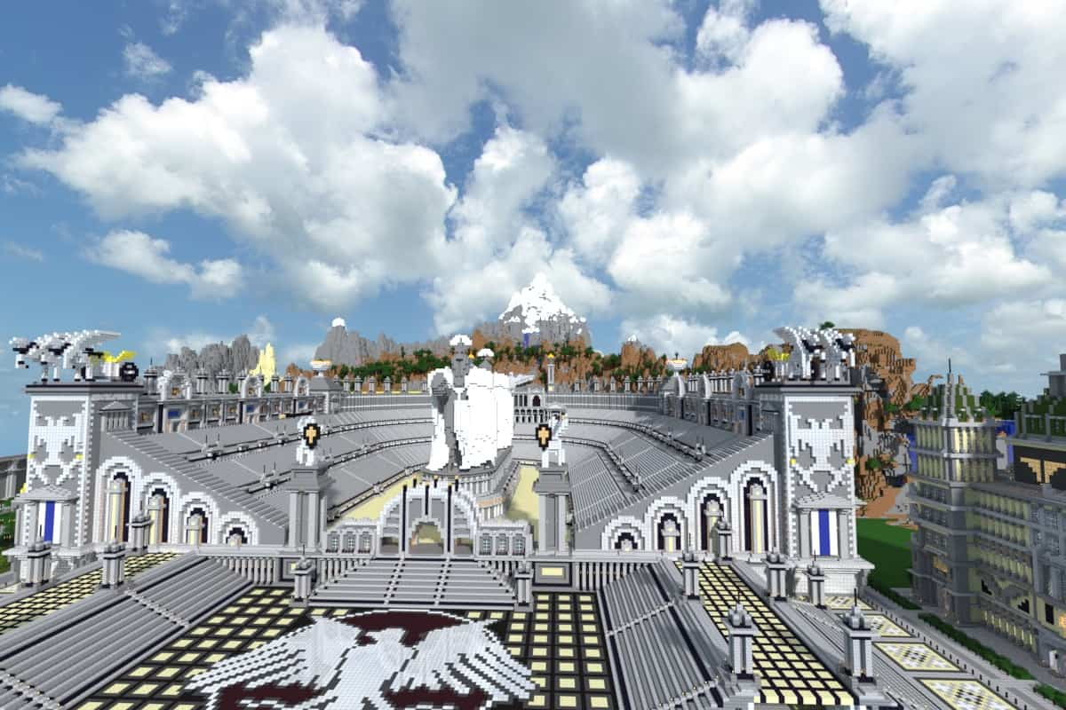 imperial city minecraft world build 9