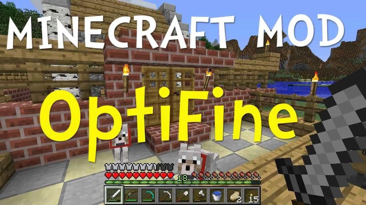 Photo of Optifine – Make Minecraft run faster