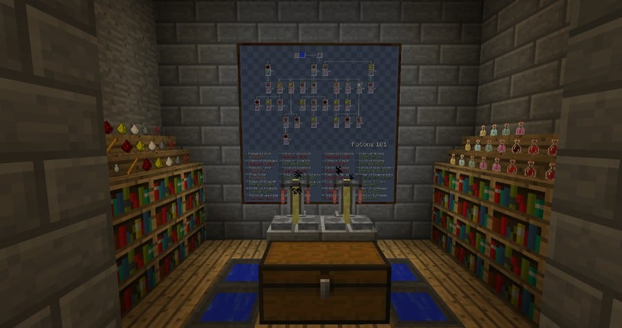 Potion Effects and IDs – Minecraft Building Inc