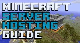 minecraft server hosting guide