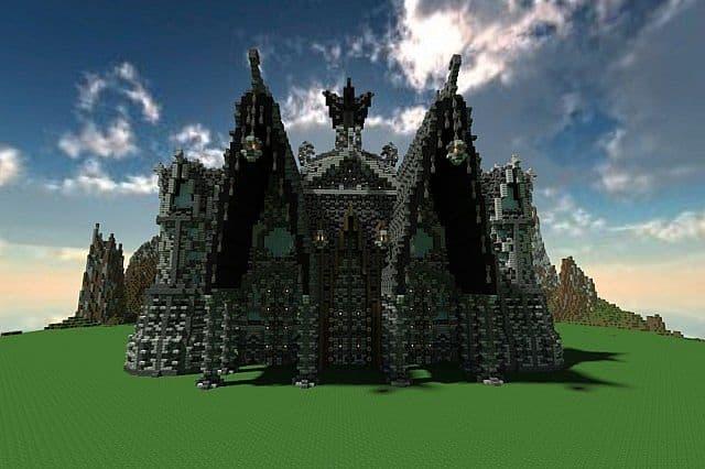 Hymorin, The Elven Manor minecraft ideas 3