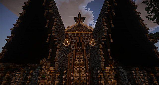 Hymorin, The Elven Manor minecraft ideas 5