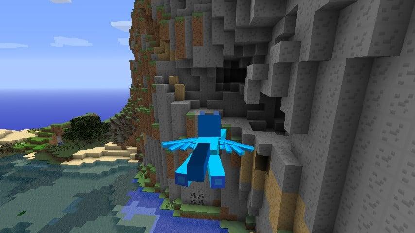 Mine little pony minecraft mod