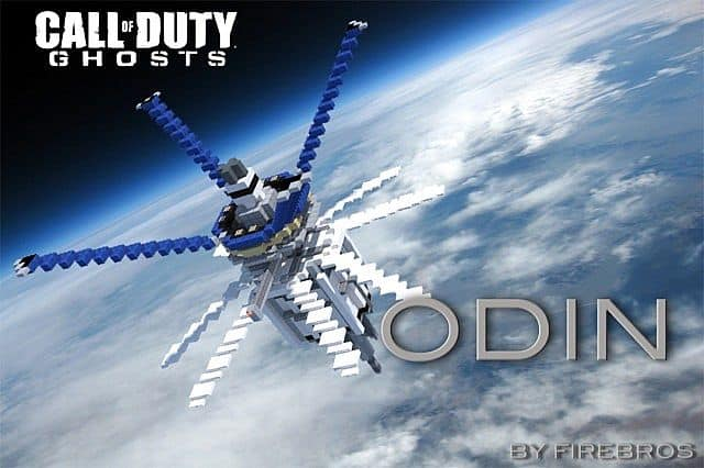 Photo of ODIN Space Station (Call of Duty: Ghosts)