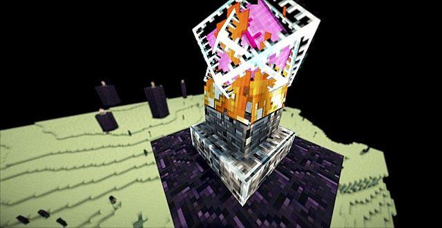 Render 128x Faithful Minecraft texture resource pack 6