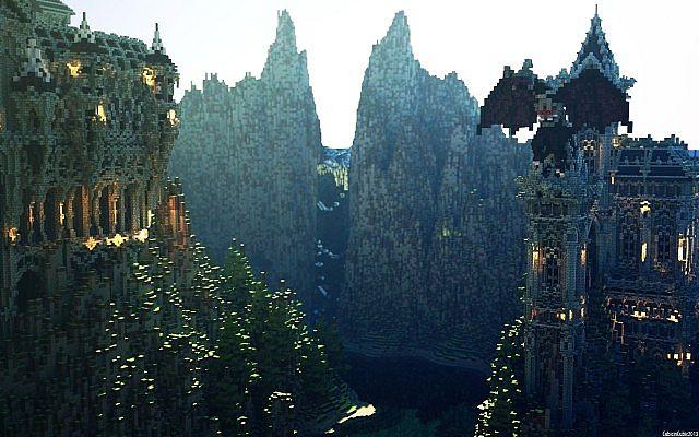 Thalvon - Land of Kings minecraft ideas 4