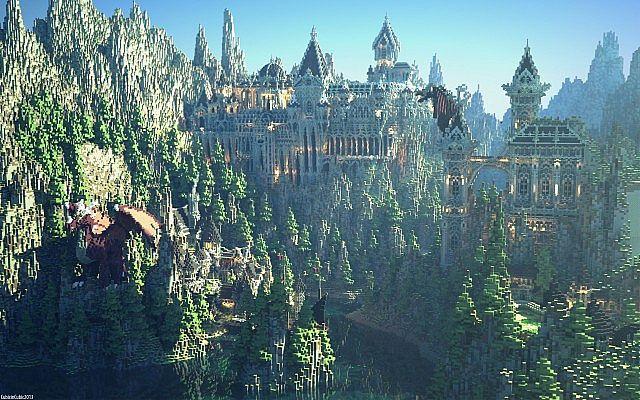 Thalvon - Land of Kings minecraft ideas