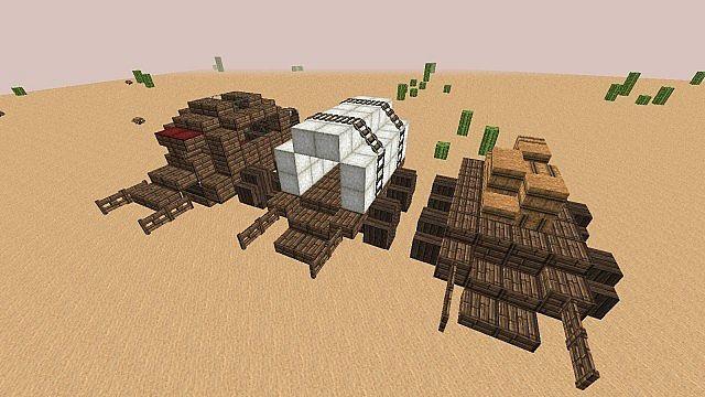 Wild West Building Bundle minecraft building 3