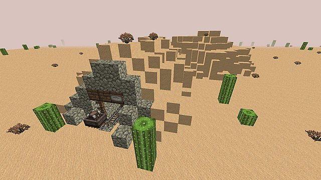 Wild West Building Bundle minecraft building 6
