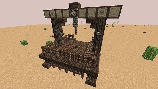 Wild West Building Bundle minecraft building 7
