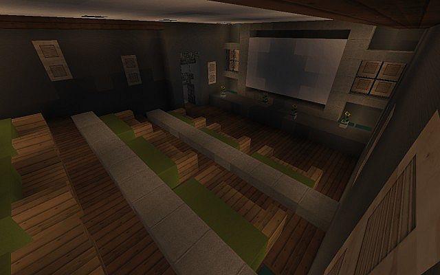 Easton Manor Colonial Manor Minecraft building house  16