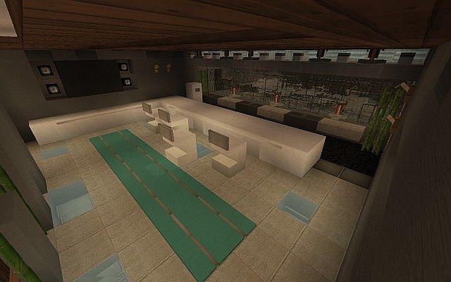 Easton Manor Colonial Manor Minecraft building house  17