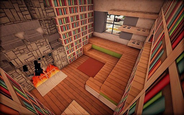 Easton Manor Colonial Manor Minecraft building house  6