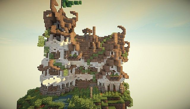 High Elven Build Pack ciy minecraft building ideas 10