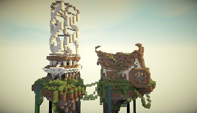 High Elven Build Pack ciy minecraft building ideas 11