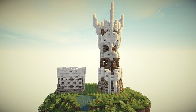 High Elven Build Pack