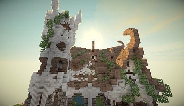 High Elven Build Pack ciy minecraft building ideas 14