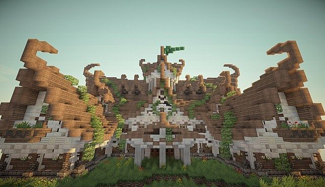 High Elven Build Pack ciy minecraft building ideas 15