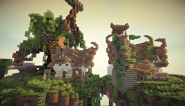 High Elven Build Pack ciy minecraft building ideas 6