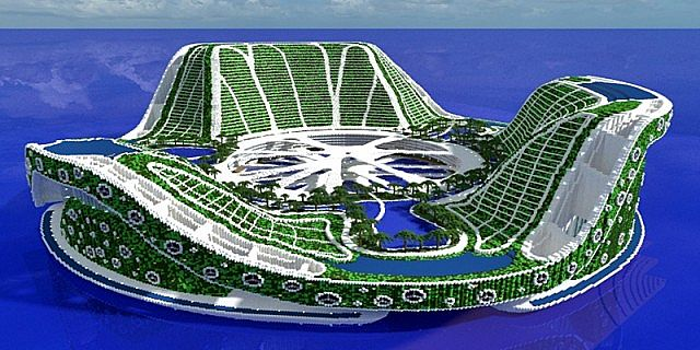 Photo of Lilypad City | Eco Floating City