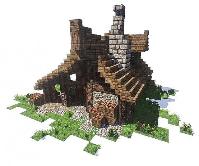 Medieval bundle building pack minecraft building inc - Minecraft house ideas ...
