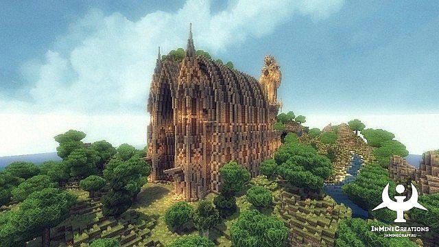 Medieval Fantasy buildpack minecraft building ideas 18