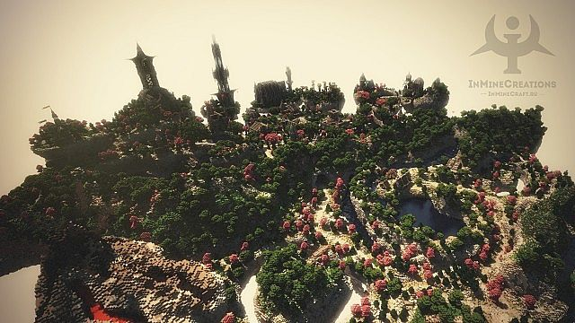 Medieval Fantasy buildpack minecraft building ideas 3