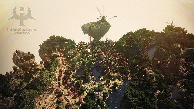 Medieval Fantasy buildpack minecraft building ideas 4
