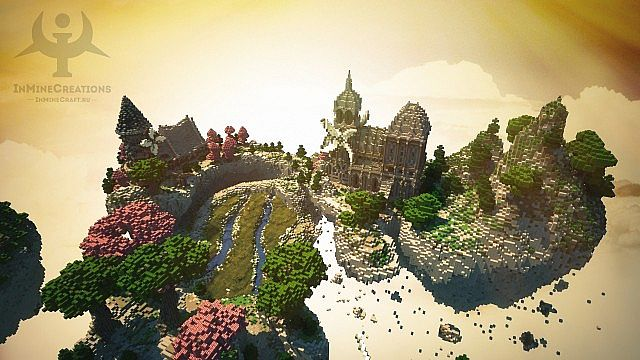 Medieval Fantasy buildpack minecraft building ideas 5