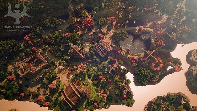 Medieval Fantasy buildpack minecraft building ideas 6