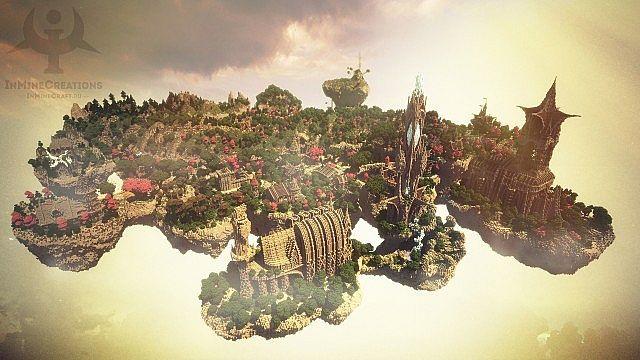 Medieval Fantasy buildpack minecraft building ideas