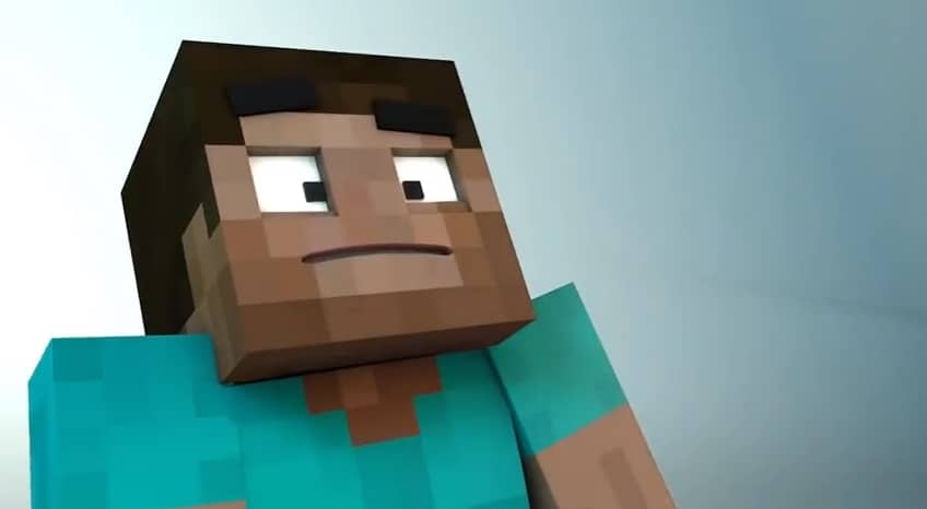 Photo of Minecraft Short Animation: What just happened…