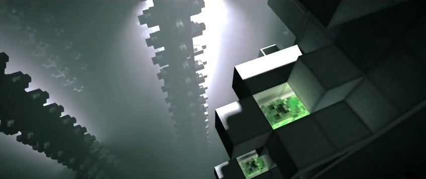 Photo of Birth of a Creeper | Minecraft Animation