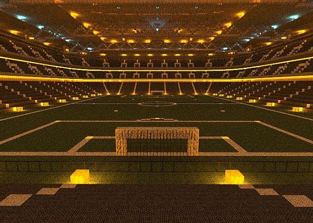 World of stadiums minecraft bulding ideas 11
