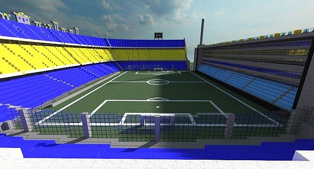 World of stadiums minecraft bulding ideas 12