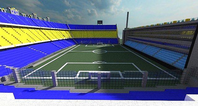 World of stadiums minecraft bulding ideas 12