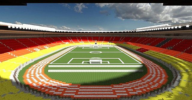 World of stadiums minecraft bulding ideas 16