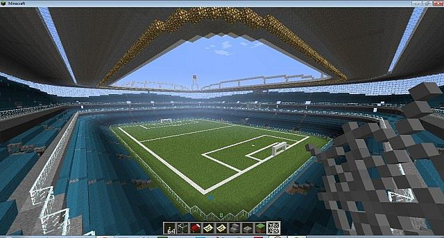 World of stadiums minecraft bulding ideas 3