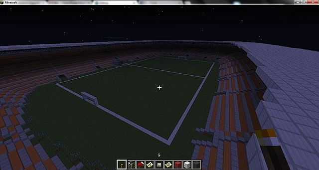 World of stadiums minecraft bulding ideas 5