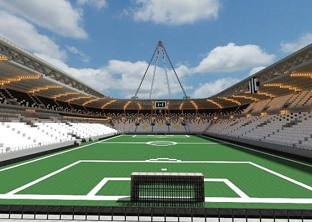 World of stadiums minecraft bulding ideas 6