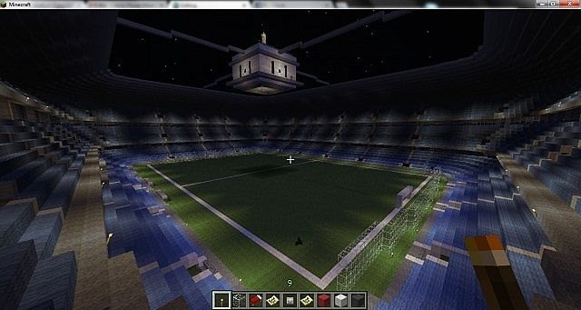 World of stadiums minecraft bulding ideas 8