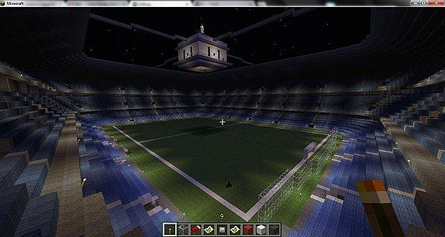 World of stadiums minecraft bulding ideas 8