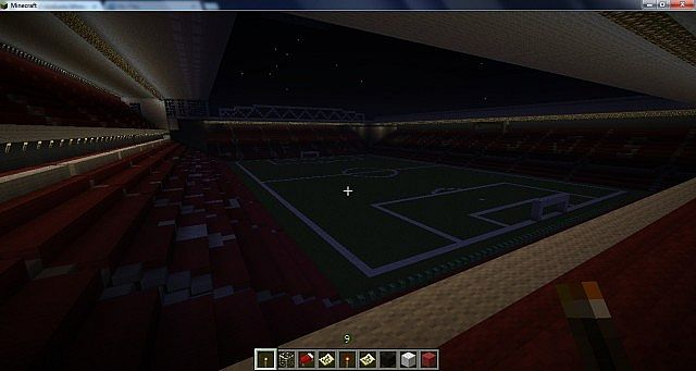 World of stadiums minecraft bulding ideas 9
