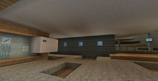 chamonix modern mansion minecraft building ideas house 18